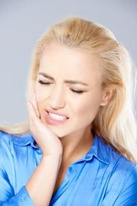 Wince of Cavity Pain