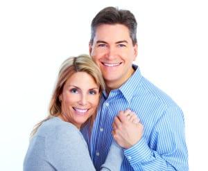 Use dental bridges to replace lost teeth
