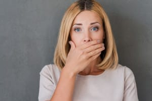 chronic bad breath can be a sign of gum disease