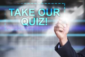 quiz looking for signs of trouble with your teeth and gums