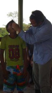 Dr. Evans in Peru 6