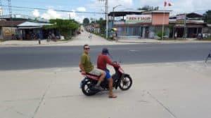 Dr. Evans in Peru 8