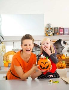 Tricks, Treats, Cavities and Restorative Treatment