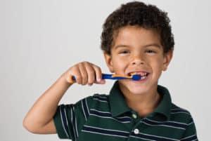 boy brushing teeth 1