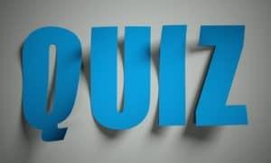 quiz blue