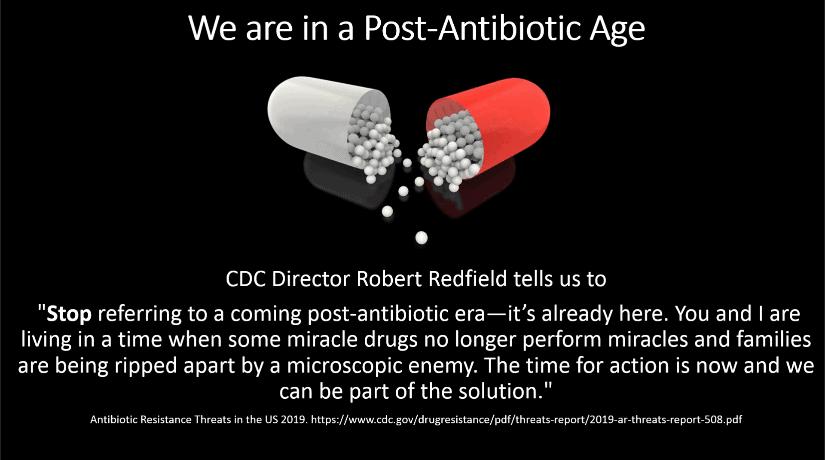 post antibiotic age
